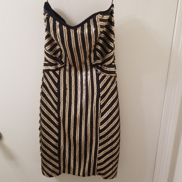 1986970c Jane Norman Dresses | Sequin Dress Uk 8us 4 | Poshmark